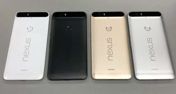 Huawei - Nexus 6P 4G with 32GB Cell Phone ( Factory Unlocked) All Colors