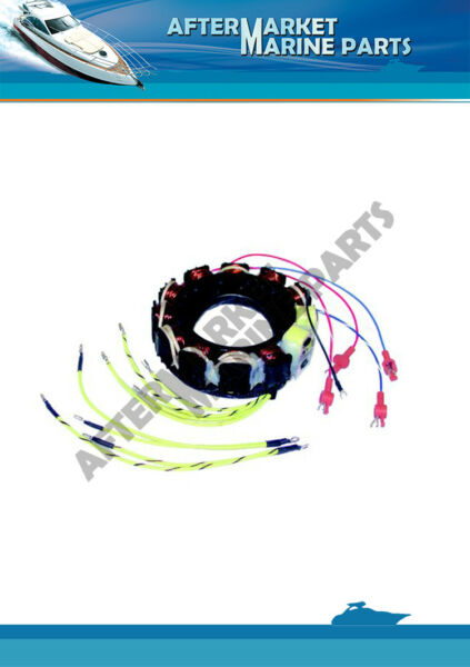 Mercury stator 40 AMP replaces: 398 9610A19 $660.90