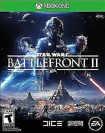 Star Wars: Battlefront II 2 (Microsoft Xbox One, 2017)