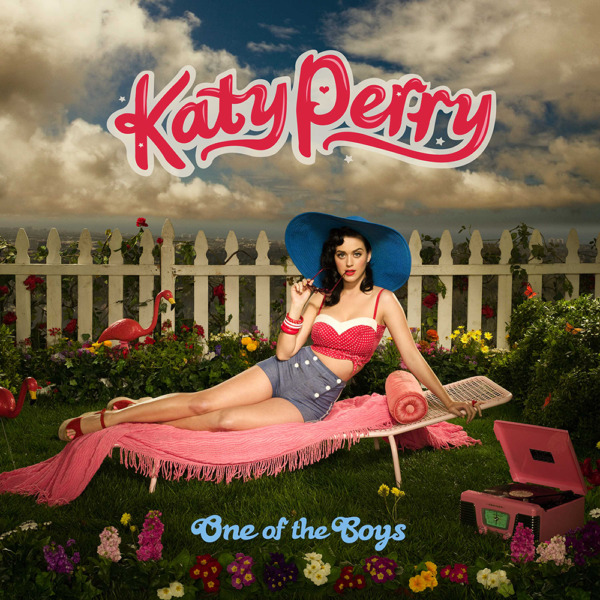 Katy Perry ONE OF THE BOYS 2nd Album GATEFOLD New Red Yellow Colored Vinyl 2 LP