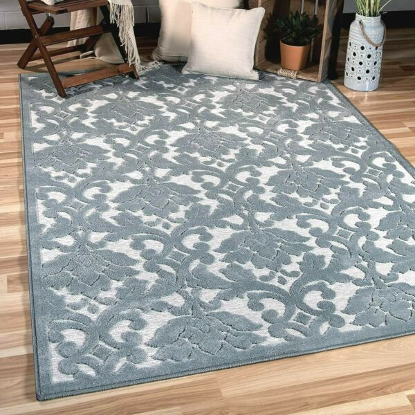 RUGS AREA RUGS OUTDOOR RUGS INDOOR OUTDOOR RUGS OUTDOOR CARPET BLUE PATIO RUGS