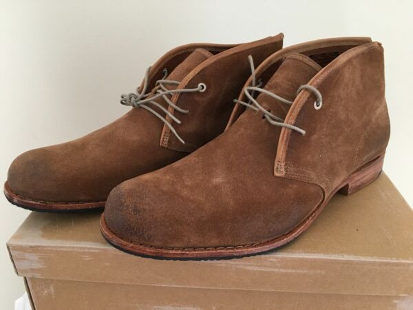 Timberland Boot Company Counterpane Chukka Suede Ankle Boots Men#x27;s Size 10 NIB $129.99