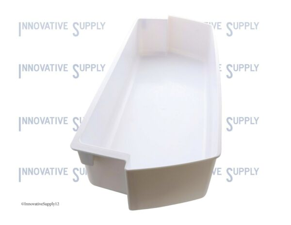 WP2187172 Replacement Whirlpool/Kenmore Refrigerator Door Bin -  WHITE- 2187172
