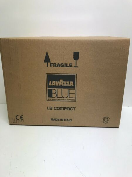 NEW LavAzza Blue LB910 Compact Espresso Coffee Capsule Pod Machine