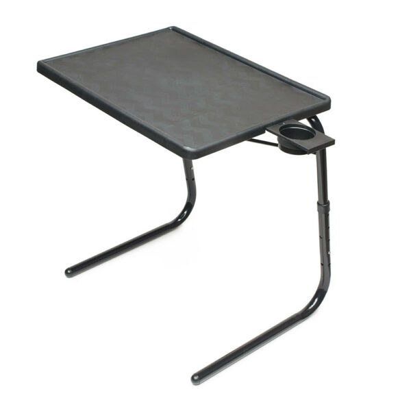 Table Mate II Original Folding TV Tray Black