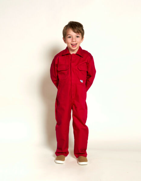 Children#x27;s Kids Coveralls Boiler Suit $34.99