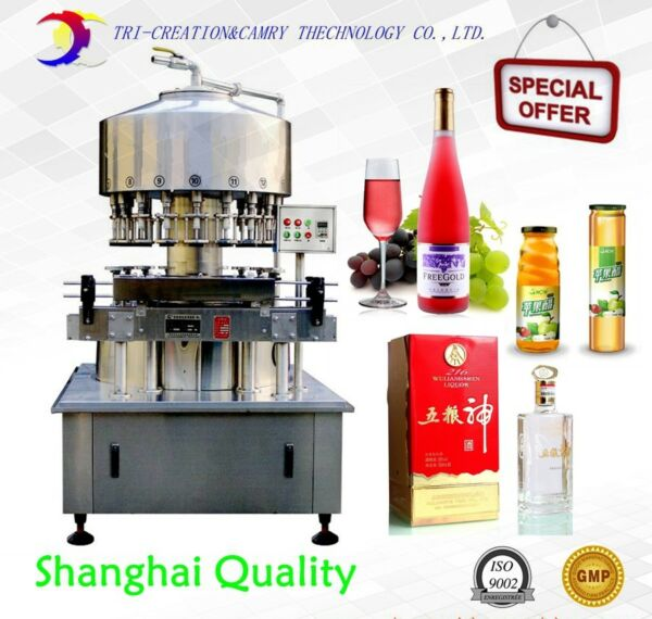 beverage machine for wine12 nozzles 2Lred wine vinegar filling machineliquid