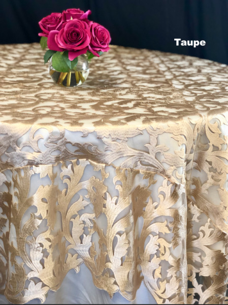 Lace Tablecloth Wedding decor Wedding Overlay Table Cover Table Cloth Vintage