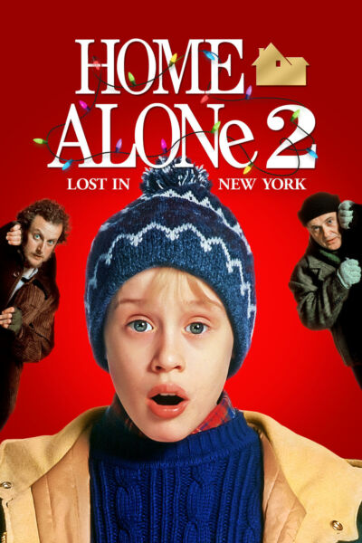 Home Alone 2: Lost in New York (DVD 2015)