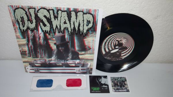 DJ SWAMP For Medicinal Use Only 7