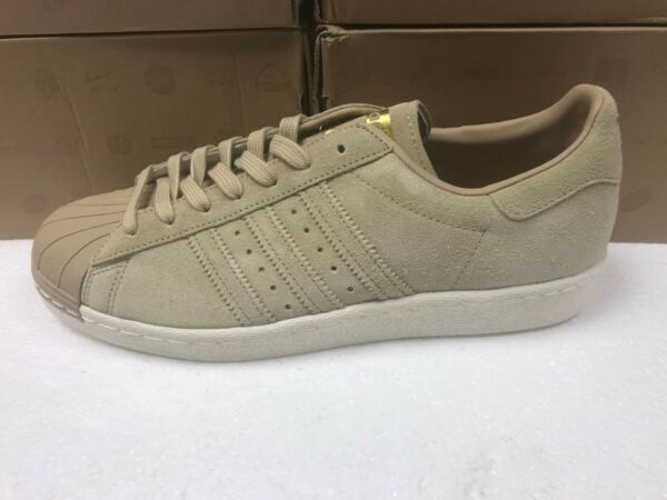 NEW MENS ADIDAS SUPERSTAR 80s SNEAKERS BB2227-SHOES-MULTIPLE SIZES
