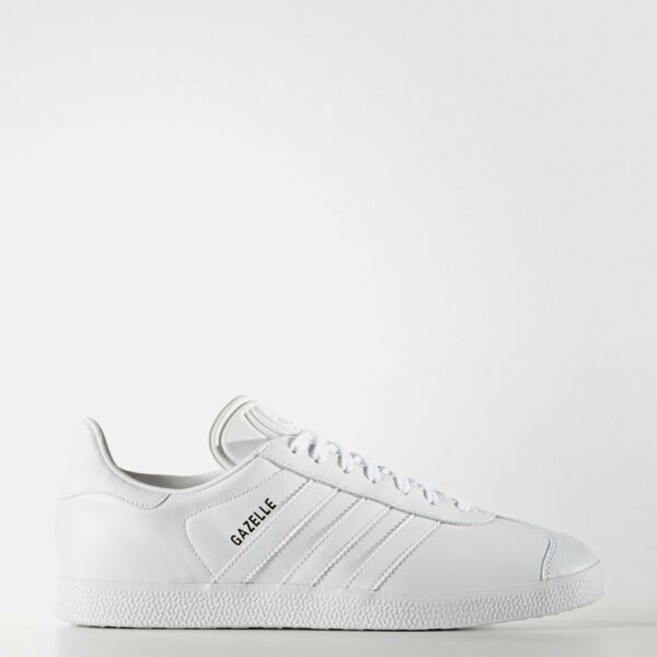NEW MENS ADIDAS GAZELLE LEATHER SNEAKERS BB5498-SHOES-SIZE 13