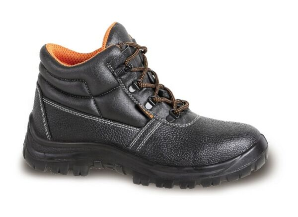 Beta safety shoes working high leather 7243CM S1P n 44 black
