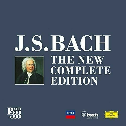 Various Artists - Bach 333 - J.S. Bach: New Complete Edition [New CD] Ltd Ed Wi