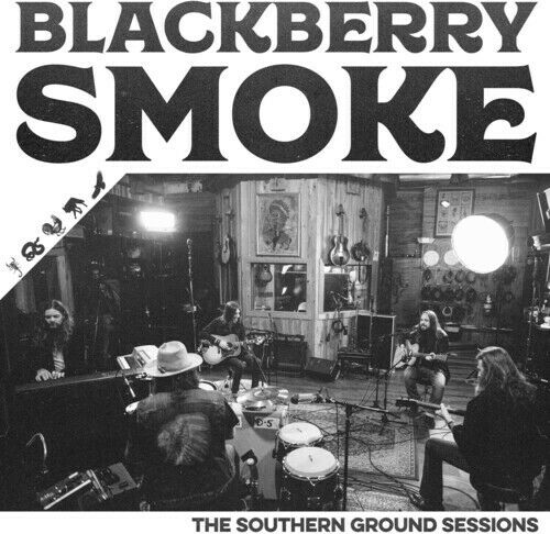 Blackberry Smoke Southern Ground Sessions New CD