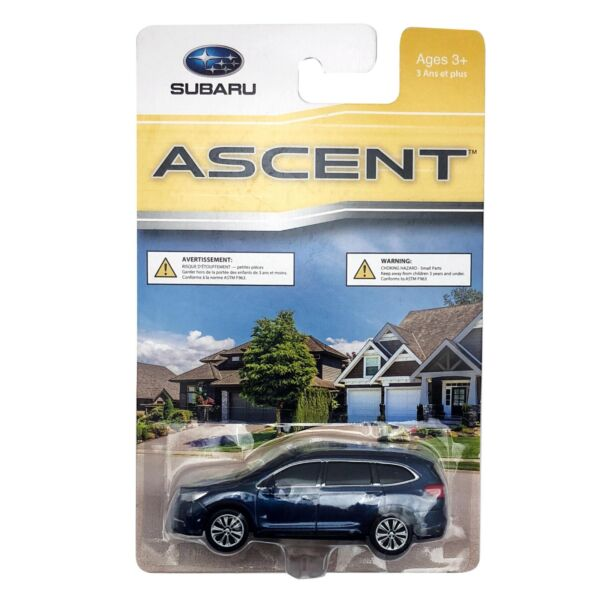 Official Genuine Subaru 2019 Ascent 1 64 Die Cast Toy Car Diecast New 1:64 New