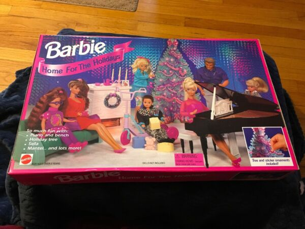 Barbie Home For The Holidays 67116