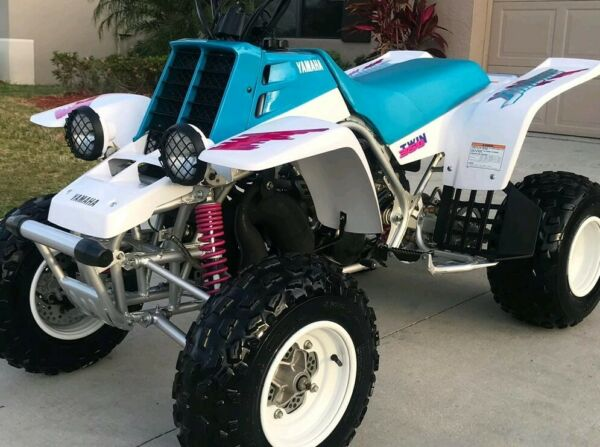 1992 yamaha banshee full graphics decals kit stickers THICK AND HIGH GLOSS $70.00