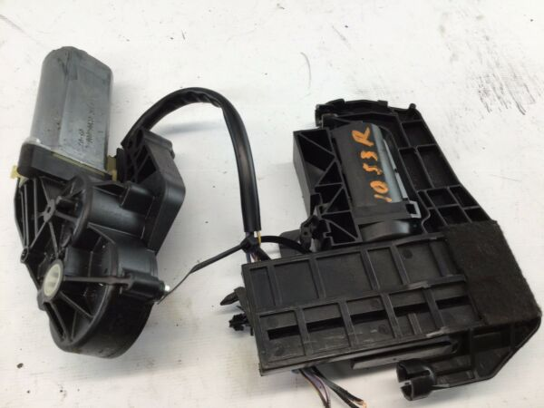 03 04 05 06 MERCEDES E350 W211 FRONT RIGHT SEAT POWER MOTOR MOTORS SET OF 2 J