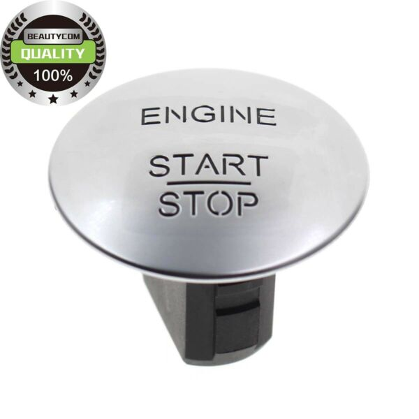 Go Push Start Button Engine Ignition Switch for A45 G55 S63 amp; Infiniti QX30 New