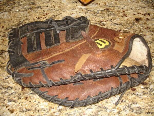 Wilson Pro 1000 Rustic Leather A1707 P8 12 34