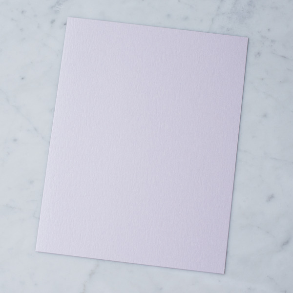 50 sheets Stardream Metallic 8.5X11 Card Stock Paper KUNZITE 105lb Cover