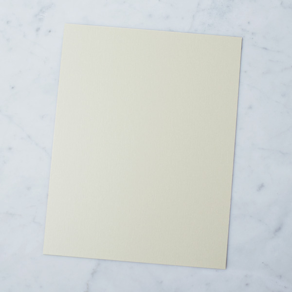 63 sheets Stardream Metallic 8.5X11 Card Stock Paper OPAL 105lb Cover