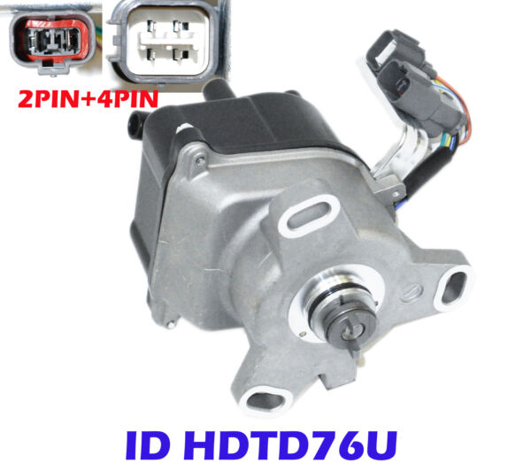 Igntion Distributor fit 96-97 Honda Accord DX LX SE 1996 Prelude 2.2L NON VTEC