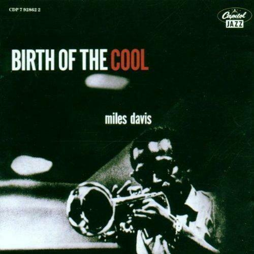 Davis Miles Birth Of The Cool Limited Edition Transparent Red Colored Vinyl