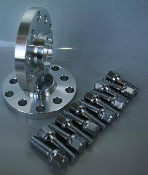 WHEEL SPACERS 12MM 5x112 SET BOLTS for Mercedes Benz C CL CLS E GL ML R SL S $51.90