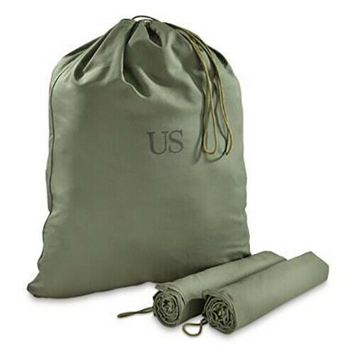 Authentic US Military Waterproof Clothing Bag OD Keep It Safe And Dry Fast Ship