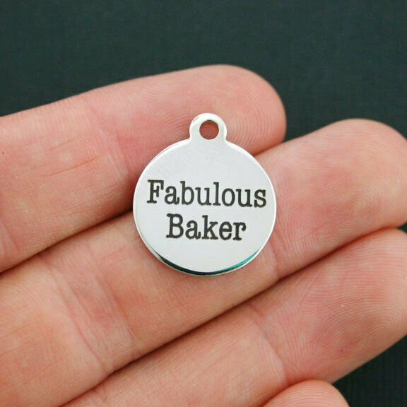 Fabulous Baker Charm Stainless Steel Quantity Options BFS114
