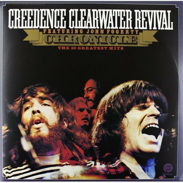 Creedence Clearwater Revival - Chronicle The 20 Greatest Hits Vinyl LP (NEW)