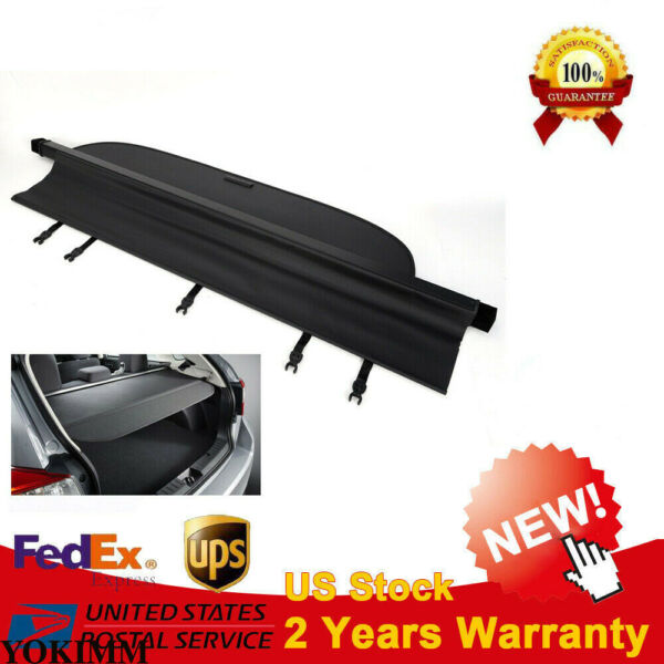 Cargo Cover for 2015-18 Subaru Outback Trunk Security Luggage Shade Shield Cover