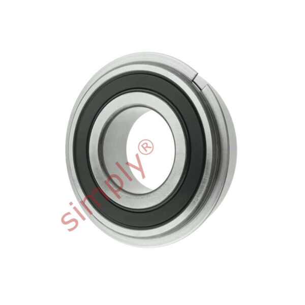 Major Branded 62092RS1NR Sealed Snapring Deep Groove Ball Bearing 45x85x19mm