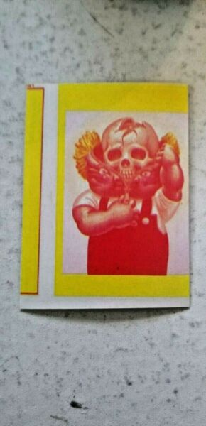 Garbage Pail Kids ERROR CARDS MINT CONDITION. Limited #. FREE SHIPPING. Pick 1
