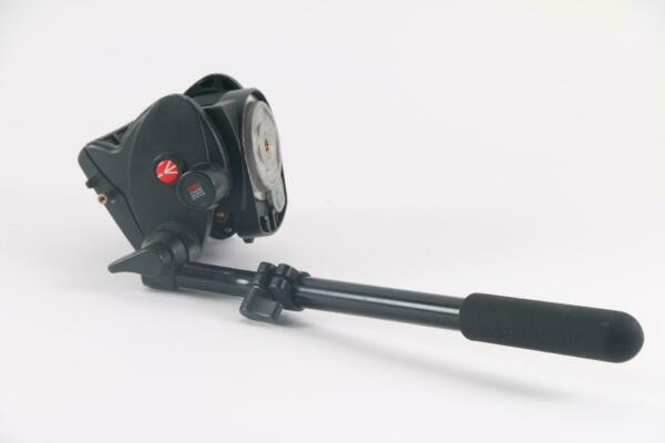Manfrotto 503HDV Fluid Tripod Head No Camera Plate