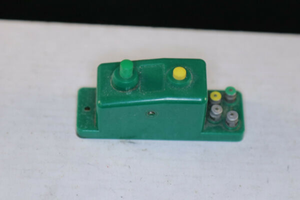 Trix Express #2 Yellow & Green Switch for Track