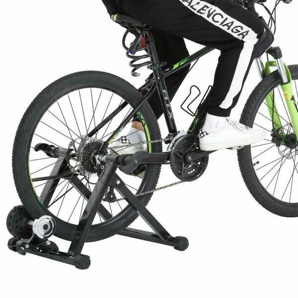 New Cycle Bike Trainer Indoor Bicycle Exercise Portable Magnetic Work Out $89.99