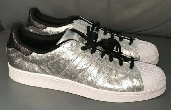 ADIDAS SUPERSTAR SHOES SIZE 14