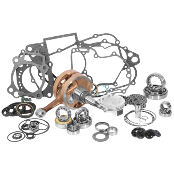 Complete Engine Rebuild Kit In A Box~2004 Honda CR85R Wrench Rabbit WR101-104