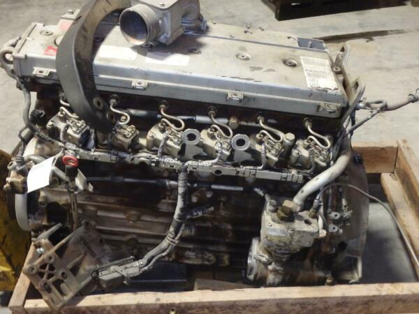 MERCEDES OM 906LA DIESEL ENGINE 300HP WITH TURBO & FUEL SYSTEM NON EGR MODEL