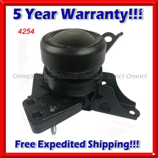 U195 Fits 2007 2019 Toyota Yaris 1.5L AUTO Front Right Motor Mount A4254 9877 $35.50