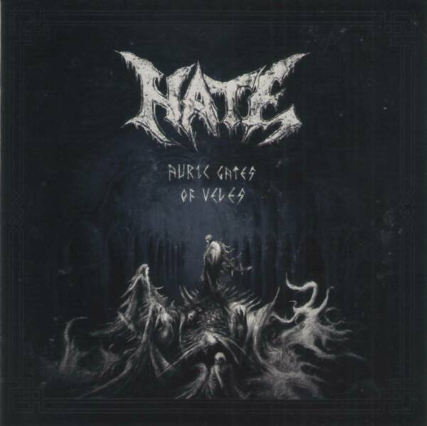 HATE AURIC GATES OF VELES 2019 Death Metal Pit Art CD Jewel CaseFREE GIFT