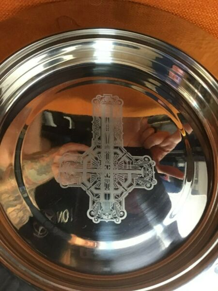 EXTREMELY RARE Ghost VIP Offering Plate (Collection Plate) Ghost BC Collectible