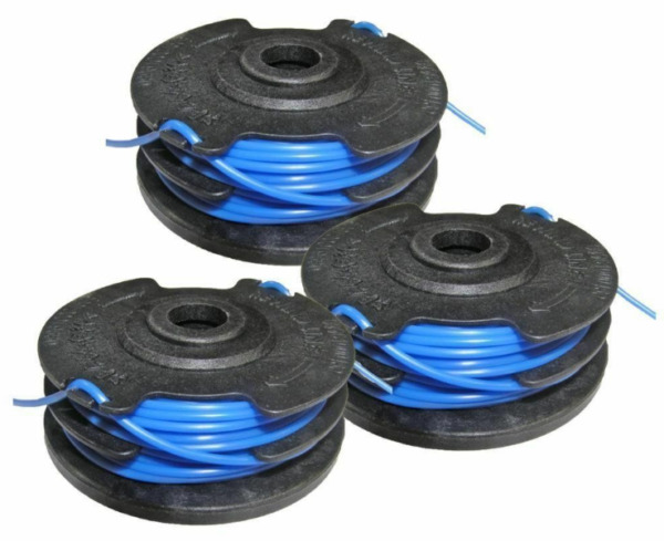 Kobalt Trimmer Spool replacement line 1 pack of 3 S