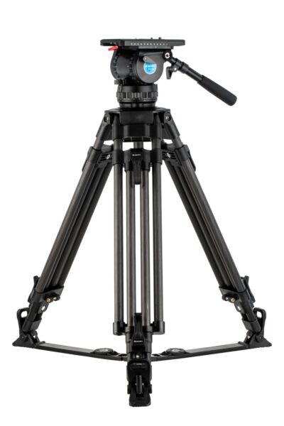 BENRO BVX CARBON FIBER VIDEO TRIPOD KIT WITH BVX25H HEAD