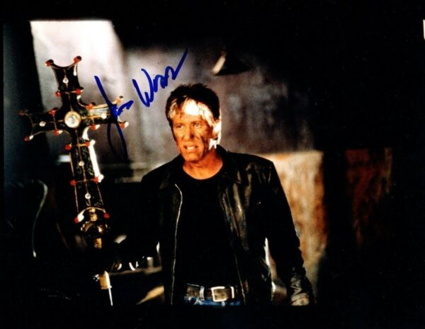 James Woods Actor Movie Star Hand Signed Autograph 8x10 Photo with COA