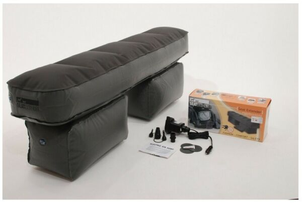Petego Seat Extender Inflatable Pillow that Fills Gap Between Front and Back Sea $69.99