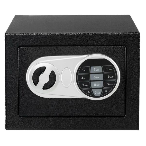 Durable Electronic Steel Digital Safe Box Lock Home Office Fireproof Security US